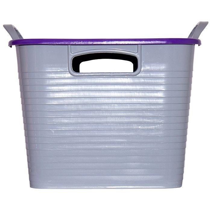 RedGorilla Stack 'N' Store 25L Flexi-Storage Box